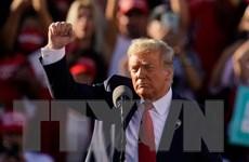 Bầu cử Mỹ 2020: Tổng thống Trump vượt lên tại bang Kansas, Utah