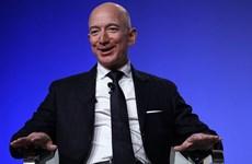 Tỷ phú Jeff Bezos bán thêm hơn 3 tỷ USD cổ phiếu Amazon