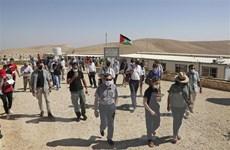 EU kêu gọi Israel ngừng phá hủy nhà của người Palestine