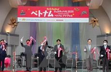 Lễ hội Việt Nam tại Nhật Bản chính thức khai mạc tại Tokyo