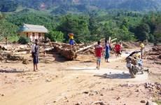 Tái thiết sau lũ lụt ở Quảng Trị: Dồn tổng lực khôi phục cơ sở hạ tầng