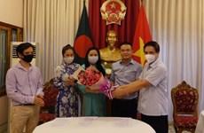 Ra mắt Ban liên lạc cộng đồng người Việt tại Bangladesh