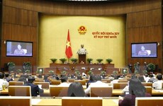 Chất vấn và thảo luận các dự thảo Văn kiện trình Đại hội XIII của Đảng