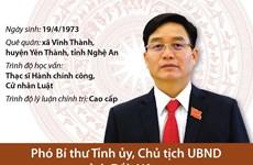 [Infographics] Chủ tịch UBND tỉnh Đắk Nông Nguyễn Đình Trung