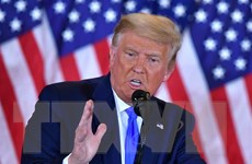 Tổng thống Trump ký sắc lệnh hạn chế đầu tư vào Trung Quốc