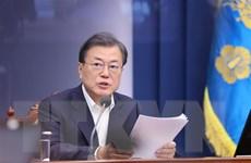 Hàn Quốc đề xuất hợp tác chống COVID-19, xây dựng hòa bình tại Đông Á