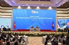 Thái Lan đang chuẩn bị cho việc thực hiện Hiệp định RCEP