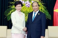 Điểm sáng ấn tượng của quan hệ giữa các địa phương Việt Nam-Hong Kong