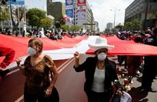 Quốc hội Peru bầu ra vị tổng thống thứ 3 trong hơn 1 tuần