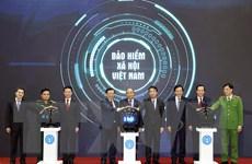 Thủ tướng dự Lễ công bố ứng dụng Bảo hiểm xã hội số trên điện thoại