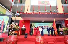 Phó Chủ tịch nước dự lễ kỷ niệm 100 năm Trường THCS Ngô Sĩ Liên