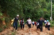 Câu chuyện về cô giáo gần 20 năm bám làng dạy học ở Kon Tum