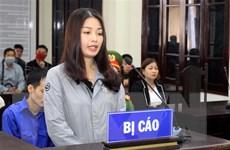 Phạt tù vợ nguyên Chủ tịch UBND phường hành hung cán bộ tư pháp