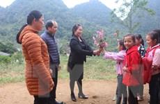 [Photo] Những người thầy gieo chữ ở vùng cao nguyên đá Lục Khu