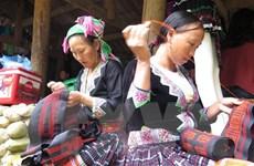 Ngày Di sản văn hóa Việt Nam: Vinh danh sắc màu thổ cẩm