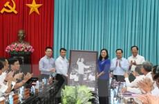 Thông tấn xã Việt Nam và tỉnh Bến Tre tăng cường hợp tác thông tin