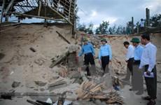 Tập trung tái thiết cơ sở hạ tầng, thủy lợi ở Quảng Trị