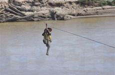 Kon Tum: Người dân mong mỏi một cây cầu bắc qua sông Pô Kô
