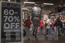 Ngày hội mua sắm Black Friday mang lại hy vọng cho các nhà bán lẻ Mỹ