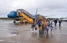Khởi công mở rộng sân đỗ máy bay Cảng hàng không quốc tế Phú Bài