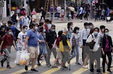 Đặc khu hành chính Hong Kong ghi nhận mức thâm hụt ngân sách kỷ lục