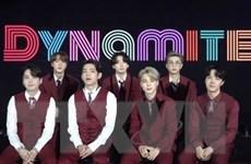 'Dynamite' lọt top bài hát được nghe nhiều trên radio của Billboard