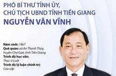 [Infographics] Tiểu sử Chủ tịch UBND tỉnh Tiền Giang Nguyễn Văn Vĩnh