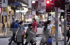 Làn sóng COVID-19 thứ tư khiến kinh tế Hong Kong tiếp tục suy thoái