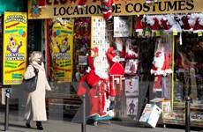 Dấu mốc 70 triệu ca COVID-19 phủ bóng đen lên Giáng sinh ở nhiều nước