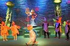 Tạo sức hút cho sân khấu thiếu nhi ở Thành phố Hồ Chí Minh