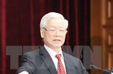Bài phát biểu của Tổng Bí thư, Chủ tịch nước Nguyễn Phú Trọng