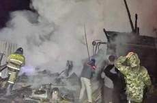 Nga: Hỏa hoạn tại nhà dưỡng lão, ít nhất 11 người thiệt mạng