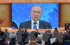 Ông Putin khẳng định sẵn sàng làm việc với tất cả lãnh đạo thế giới