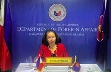 Philippines: ASEAN cần duy trì UNCLOS, đẩy nhanh tiến độ đàm phán COC