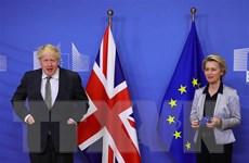 Lãnh đạo Anh và EU chưa tìm được đột phá trong đàm phán Brexit