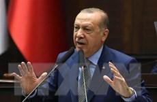 Phương Tây đang mất dần kiên nhẫn đối với Thổ Nhĩ Kỳ