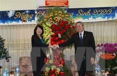 Phó Chủ tịch nước thăm, chúc mừng Tổng Liên hội Hội thánh Tin Lành