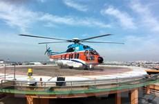 Đưa vào sử dụng sân bay trực thăng Bệnh viện Quân y 175 tại TP.HCM