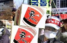 Xuất khẩu mỳ ăn liền Hàn Quốc tăng đột biến trong năm 2020