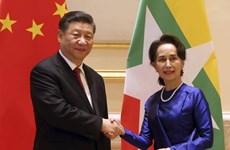Giải mã bí ẩn tam giác quan hệ Trung Quốc-Myanmar-Ấn Độ