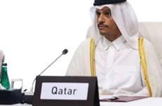 Qatar kêu gọi tổ chức đối thoại giữa các nước vùng Vịnh và Iran