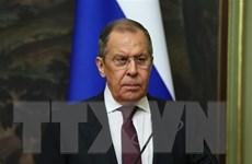 Ngoại trưởng Nga kêu gọi nỗ lực đạt giải pháp hòa bình cho Libya