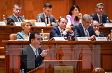 Quốc hội Romania bắt đầu hoạt động với phiên họp đầu tiên