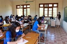 Hơn 4.500 thí sinh bước vào kỳ thi chọn học sinh giỏi quốc gia 2020