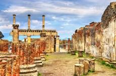 Phát hiện cửa hàng bán món ăn đường phố thời La Mã cổ đại