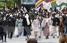 COVID-19 ở châu Á: Tokyo ghi nhận số ca mắc mới trong ngày cao kỷ lục