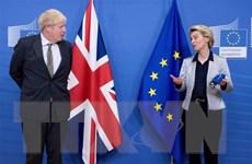 Anh chính thức công bố toàn văn thỏa thuận thương mại với EU