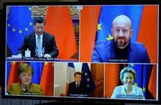 Liên minh châu Âu và Trung Quốc hoàn tất đàm phán về hiệp định đầu tư