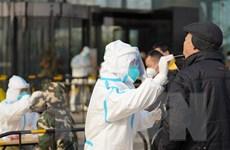 Trung Quốc siết chặt các biện pháp kiểm soát dịch trong dịp Năm mới