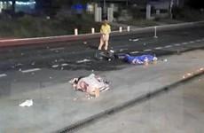 Tai nạn giao thông trên đường Hồ Chí Minh, 2 người tử vong
